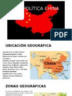 Geopolitica China