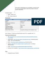 b Dd Framework Config