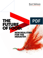 Accenture Future of Food New Realities for the Industry