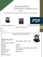 Seminar English Topic 2