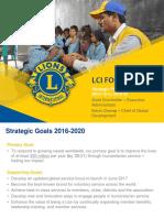 LCI Forward