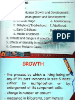 01 Introduction to Human Growth and Development SOME MISSING SLIDES