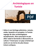 Les Sites Archc3a9ologiques en Tunisie