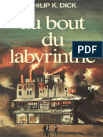 Dick,Philip K.-au Bout Du Labyrinthe