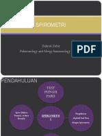 Spirometri Dr Zuhrial SpPD