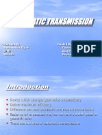 Automatic Transmission5