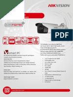 Bullet Varifocal Spec DS-2CD4A26FWD-IZ