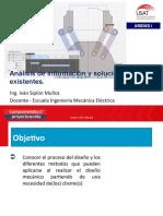 2. Análisis de Información y Soluciones Existentes.