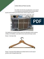 Peralatan Manual Pada Laundry 1
