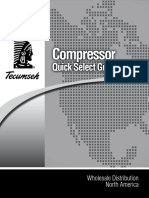 2017 Quick Select Guide Compressors TR101 Rev1 Feb2017 Web