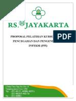 Cover Proposal Pelatihan