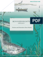 Bonnier Rights Spring 2019 Rights Guide (Swedish & Finnish)
