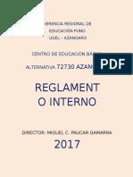 REGLAMENTO INTEERNO CEBA 72030 AZANGARO.doc