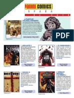 Panini Confidencial 40 Catálogo Mayo
