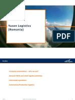 Yusen Logistics Intermodal