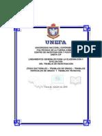 Manual de Metodologia UNEFA