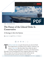 Www Foreignaffairs Com Articles 2019-02-12 Future Liberal Order Conservative