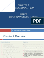 electromagnetic theory chapter 2 transmission lines