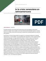 Sinpermiso-el Impacto de La Crisis Venezolana en La Izquierda Latinoamericana-2019!04!14