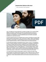3 Componentes Clave Del Amor en Pareja - Autor Laura Camacho - Coaching Transpersonal