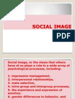 Social Image, Wardrobe, Health and Body