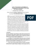 Reprovações e Trancamentos nas Disciplinas de introdução a programação da USP -- Um Estudo Preliminar.pdf