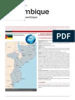 Mozambique Ficha Pais