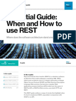 When and How to Use REST