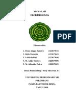 05 Kelompok KIMFIS Elektrokimia