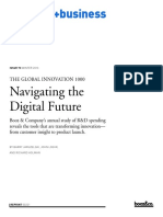Global Innovation 1000 Navigating the Digital Future