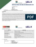 Programación y Unidad de 1º . 2018docx-1
