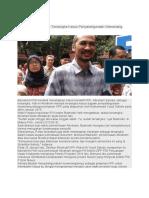 Abraham Samad Jadi Tersangka Kasus Penyalahgunaan Wewenang
