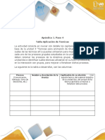 Paso 4 - Apéndice 1- Tabla de Técnyyyyicas