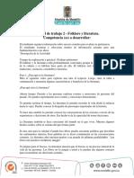 Unidad de Trabajo 2 - Folklore y Literatura en ESPAÑOL.