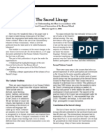 Liturgy Booklet