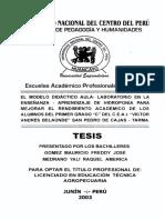AA TFG Modelo didactico Aula laboratiro enseñanza apdrendizaje hidroponia mejorar Rend academico prima 160pg.pdf