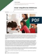 Como Organizar Sequencias Didaticaspdf