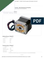 Technical Data for NEMA 17 - 17HS4417 _ Technical Descriptions _ Documentations _ My Home Fab