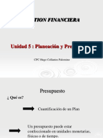 PFE 4 Planeacion y Presupuestos