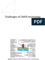 Challenges of CMOS Technology - Farhana