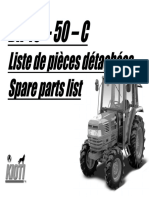 Kioti Daedong DK50 Tractor Parts Catalogue Manual.pdf