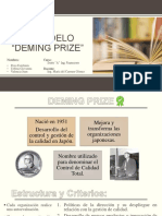 Deming Prize