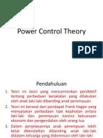 Power Control Theory Kriminologi