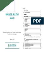 Manual Usuario Gruplac