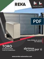 Ficha Tecnica Toro