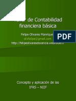 Taller de Contabilidad Financiera Básica_Tema 4.2 Marco Conceptual