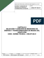 SELECCIÓN DE TRANSFORMADORES DE MEDIDA.pdf