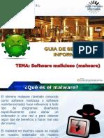 Guía Malware