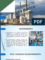 MANTENIMIENTO DE UNA PLANTA INDUSTRIAL (1).pptx