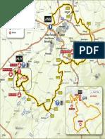 La Flèche wallonne - Parcours 2019